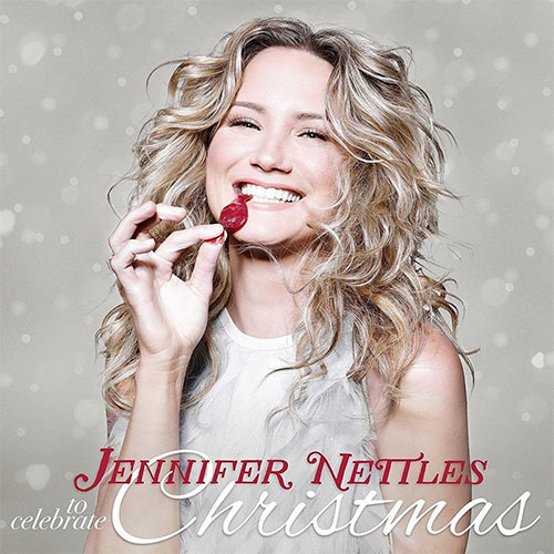 CD Cover: Jennifer Nettles - To Celebrate Christmas