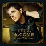 CD Cover Jeremy McComb - My Side of Town