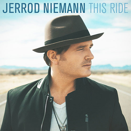 CD Cover: Jerrod Niemann - This Ride