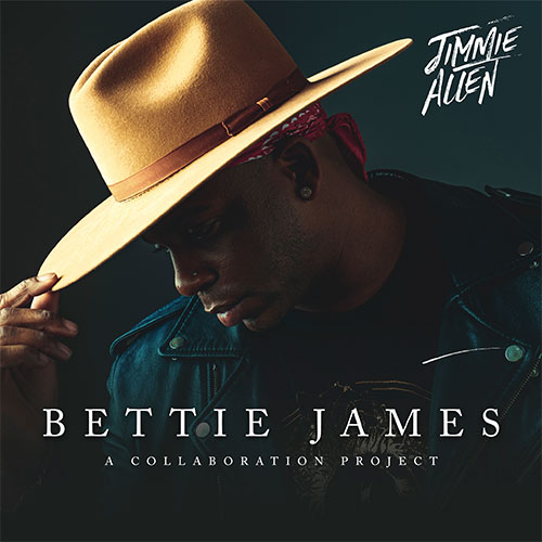 CD Cover: Jimmie Allen - Bettie James