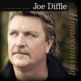CD Cover: Joe Diffie - Homecoming The Bluegrass Album