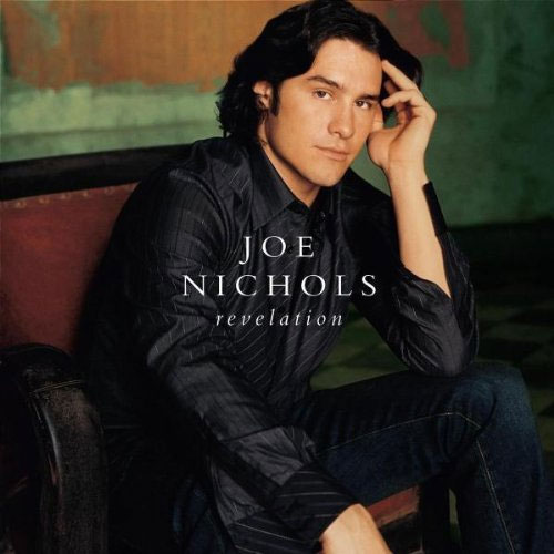 CD Cover Joe Nichols - Revelation