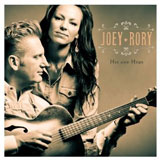 CD Cover: Joey & Rory - His and Hers