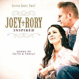 CD Cover: Joey & Rory - Joey + Rory Inspired