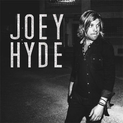 CD Cover: Joey Hyde - Joey Hyde
