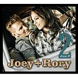 CD Cover: Joey Rory - Album No.2