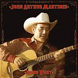 CD Cover John Arthur Martinez - Rodeo Night