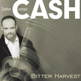 CD Cover John Carter Cash - Bitter Harvest