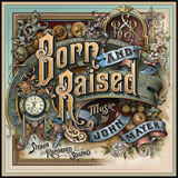 CD Cover: John Mayer - Born and Raised