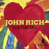 CD Cover: John Rich - For The Kids EP