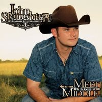 CD Cover: John Slaughter - Meet In The Middle