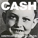 CD Cover: Johnny Cash - Ain't No Grave