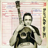 CD Cover: Johnny Cash - Bootleg 2: From Memphis to Hollywood