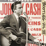 CD Cover: Johnny Cash - Bootleg 3: Live Around the World