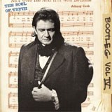 CD Cover: Johnny Cash - Bootleg 4: The Soul of Truth