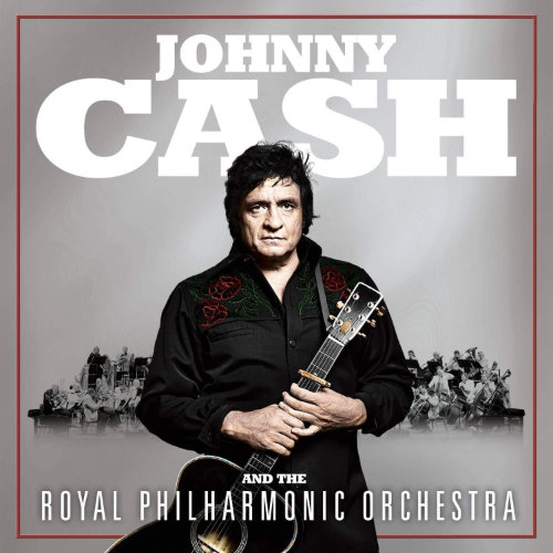 CD Cover: Johnny Cash - Johnny Cash and the Royal Philharmonic Orchestra