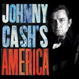 CD Cover Johnny Cash's America: Red, White & Black