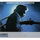 CD Cover Johnny Cash - Live at St. Quentin (Legacy Edition)