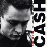 CD Cover Johnny Cash - Ring of Fire