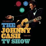 CD Cover Johnny Cash - The Best of The Johnny Cash TV Show