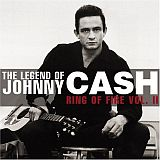 CD Cover Johnny Cash - Ring of Ring of Fire: The Legend of Johnny Cash, Volume 2