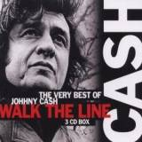 CD Cover Johnny Cash - The Very Best of Johnny Cash