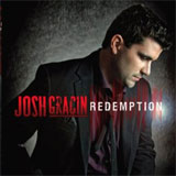 CD Cover: Josh Gracin - Redemption