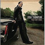 CD-Cover: Josh Thompson - Way out Here