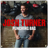 CD Cover: Josh Turner - Punching Bag