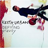 CD Cover: Keith Urban - Defying Gravity