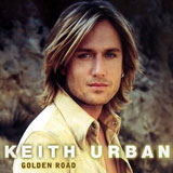 CD Cover Keith Urban - Golden Road