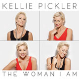 CD Cover: Kellie Pickler - The Woman I am