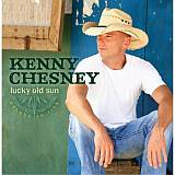 CD Cover Kenny Chesney - Lucky Old Sun