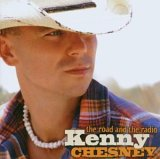 CD Cover Kenny Chesney - The Road and The Radio