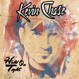 CD Cover: Kevin Chase - Hold On Tight