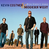 CD Cover: Kevin Costner & Modern West - From Where I Stand