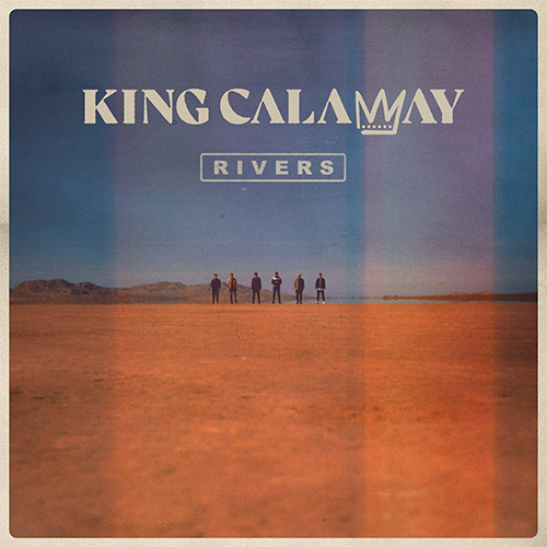 CD Cover: King Calaway - Rivers