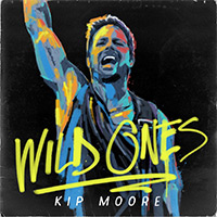 CD Cover: Kip Moore - Wild Ones