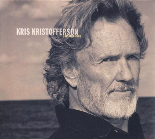 CD Cover Kris Kristofferson - This Old Road
