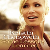 CD Cover: Kristin Chenoweth - Some Lessons Learned