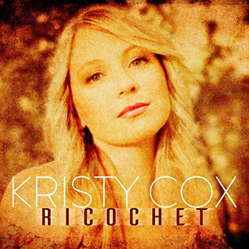 CD Cover: Kristy Cox - Ricochet