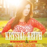 CD Cover: Krystal Keith - Whiskey & Lace