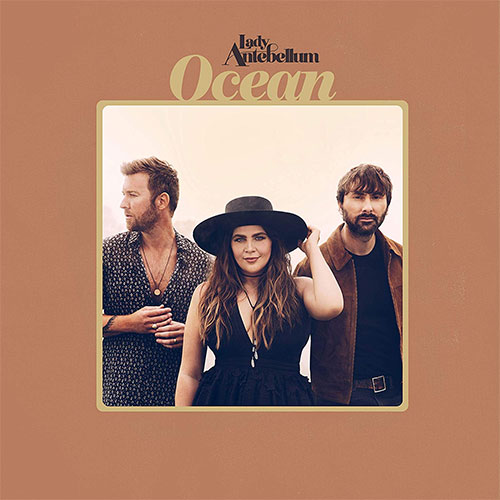 CD Cover: Lady Antebellum - Ocean