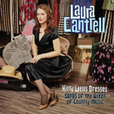 CD Cover: Laura Cantrell - Kitty Wells Dresses: Songs of Queen of Country
