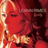 CD Cover LeAnn Rimes - Family
