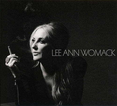 CD Cover: Lee Ann Womack - The Lonely, The Lonesome & The Gone