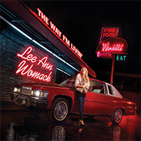 CD Cover: Lee Ann Womack - The Way I'm Livin'
