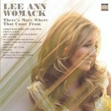 CD Cover Lee Ann Womack - There's More Where That Came From