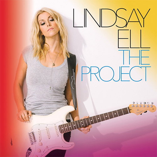 CD Cover: Lindsay Ell - The Project