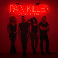 CD Cover: Little Big Town - Painkiller
